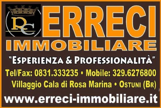 ERRECI REAL ESTATE OSTUNI