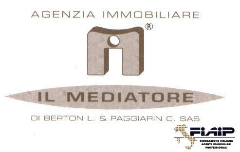 AGENZIA IMMOBILIARE IL MEDIATORE DI BERTON E PAGGIARIN S.A.S.