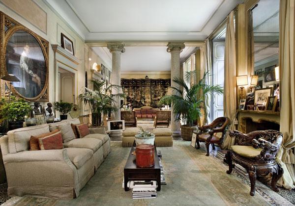 Villa in vendita centro storico bologna for Ville lussuose interni