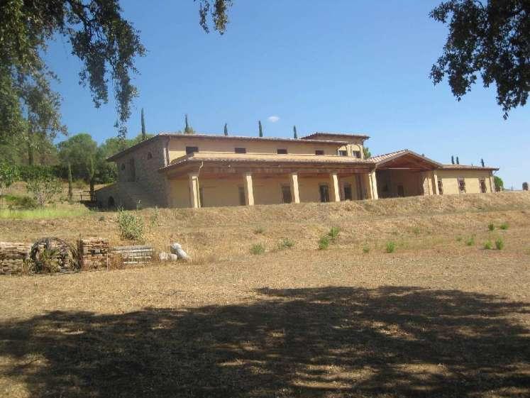 Azienda agricola, Batignano, Grosseto, in nuova costruzione