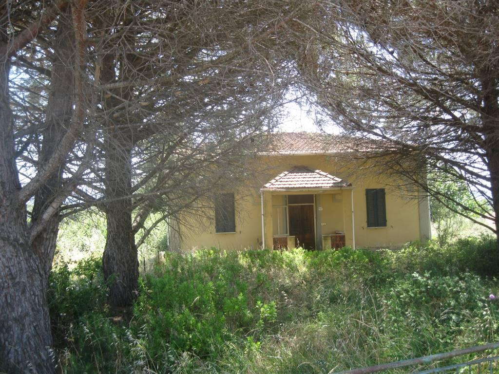 Casa singola, Follonica, da ristrutturare