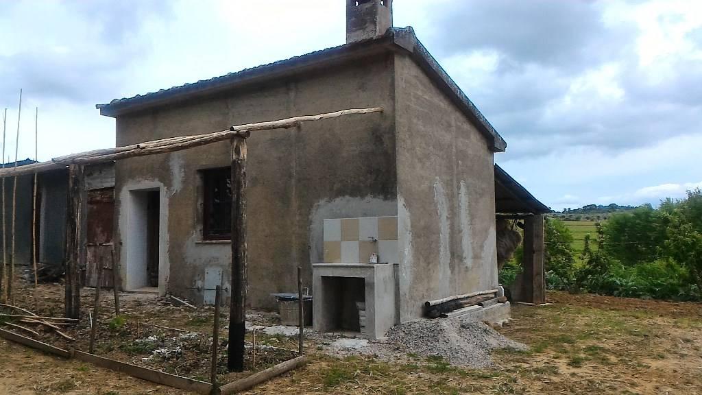 Annesso agricolo, Caldana, Gavorrano