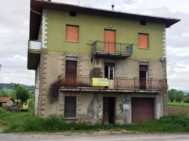 Appartamento in Via Benedetto Croce  11, Fabro Scalo, Fabro