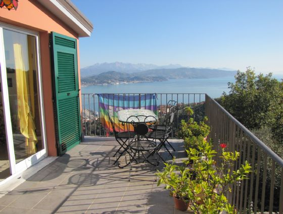 Casa semi indipendente, La Spezia, in ottime condizioni