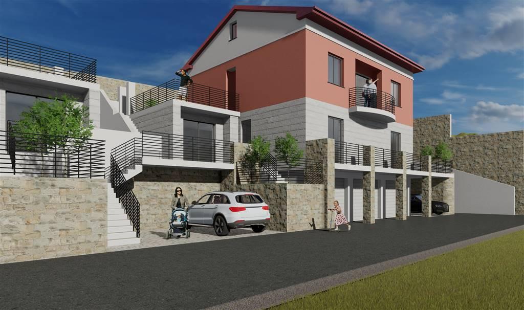 Casa semi indipendente, Fabiano Alto,lizza, La Spezia, in nuova costruzione