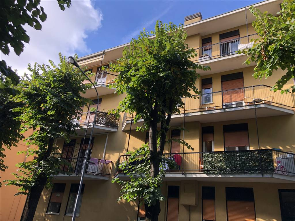 Trilocale in Via Francesco Vigo Pellizzari 36, Vimercate