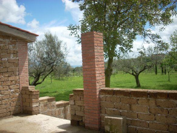 Annesso agricolo, Tuscania, da ristrutturare
