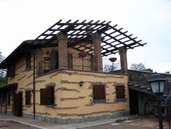 Villa, Lubriano