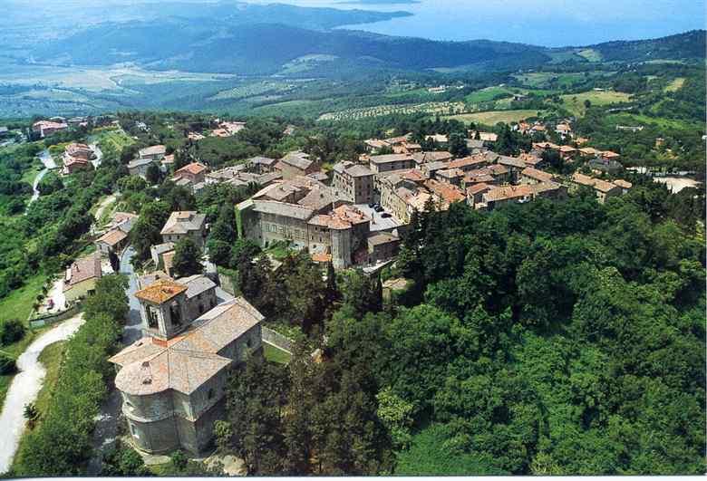 Palazzo, Castel Rigone, Passignano Sul Trasimeno, da ristrutturare