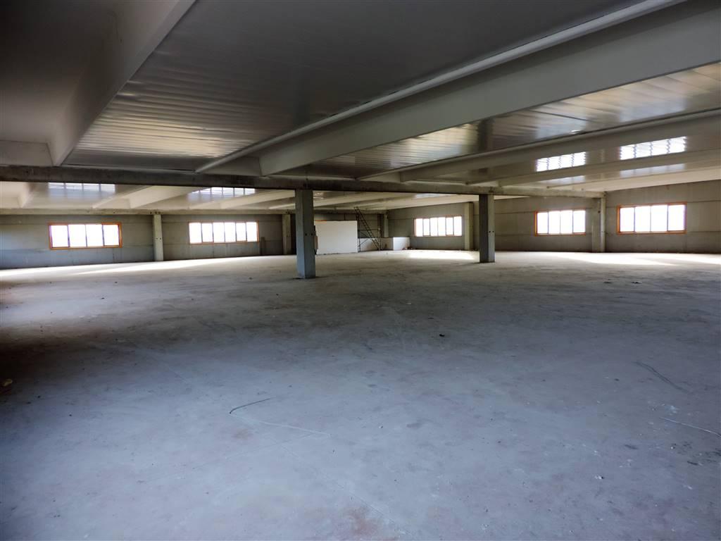 Capannone industriale, Viterbo, in nuova costruzione