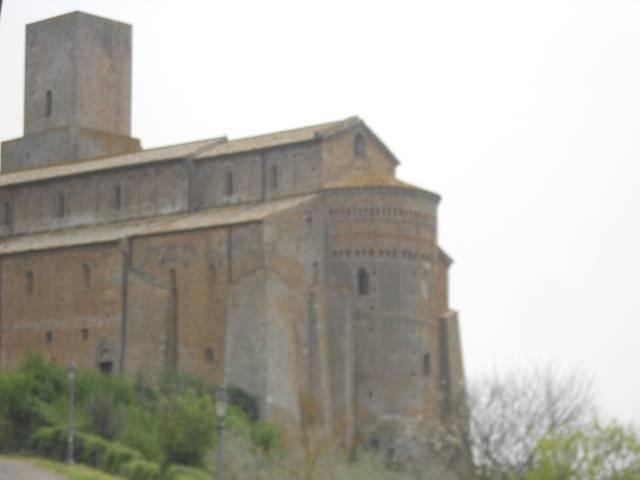 Terratetto, Tuscania, da ristrutturare