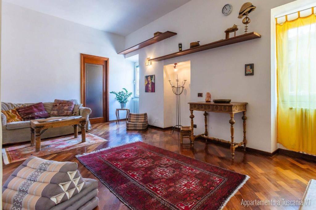 Appartamento indipendente, Tuscania, in ottime condizioni