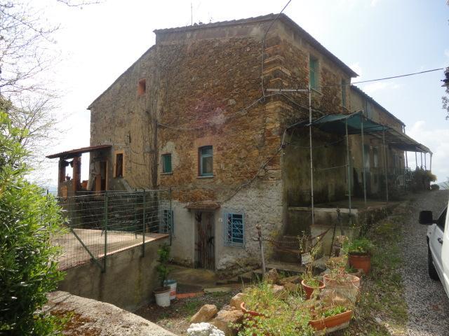 Quadrilocale, Sassa, Montecatini Val Di Cecina, da ristrutturare