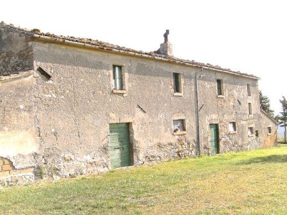 Rustico casale, Celle Sul Rigo, San Casciano Dei Bagni, da ristrutturare