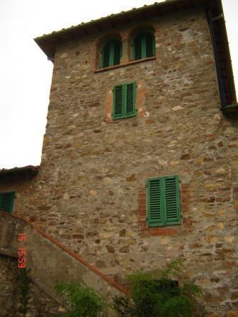 Villa, Lamole, Greve In Chianti, da ristrutturare