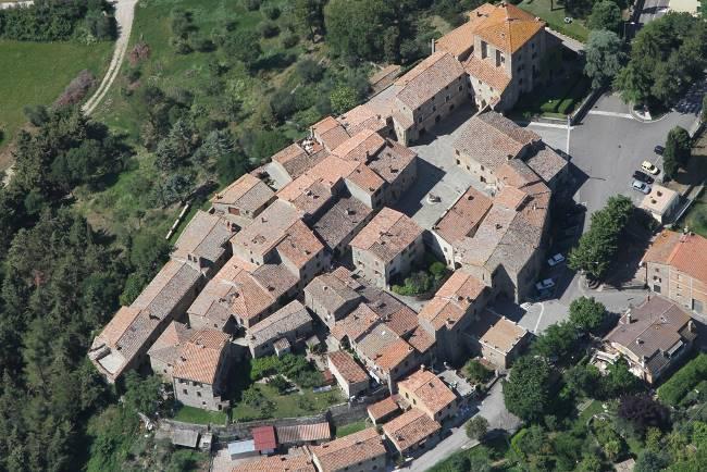 Terratetto in Piazza Dante Alighieri  14, Pienza