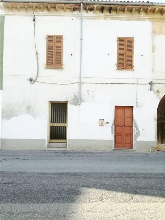 Casa semi indipendente, Pieve Del Cairo, da ristrutturare