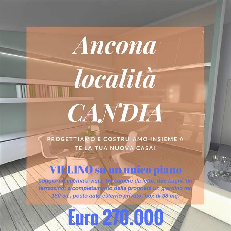 Villino in Strada Vecchia Per Candia, Candia, Ancona