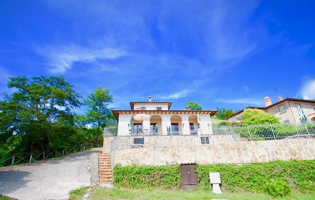 Villa, Cosparini, Lisciano Niccone, in ottime condizioni