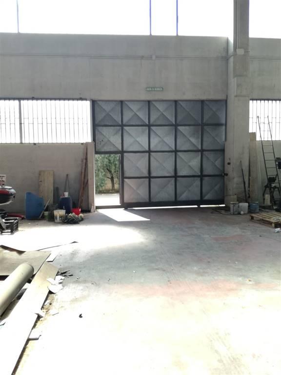 Capannone industriale in Zona Industriale, Industriale, Salerno