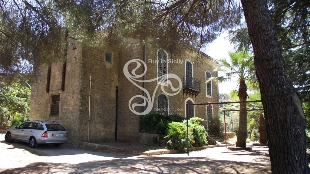 Villa in Via Amerigo Conti, Piazza Armerina