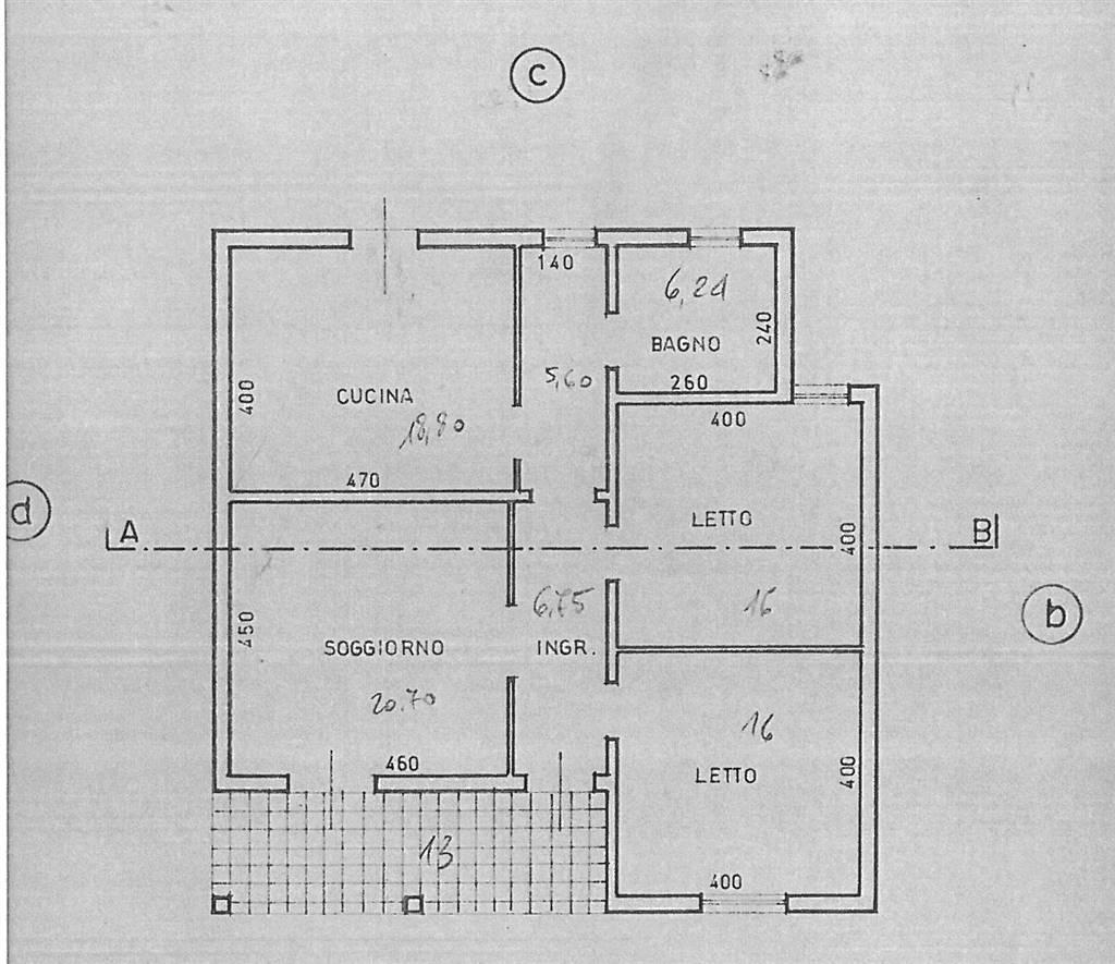 planimetria  - Rif. 2908RA72833