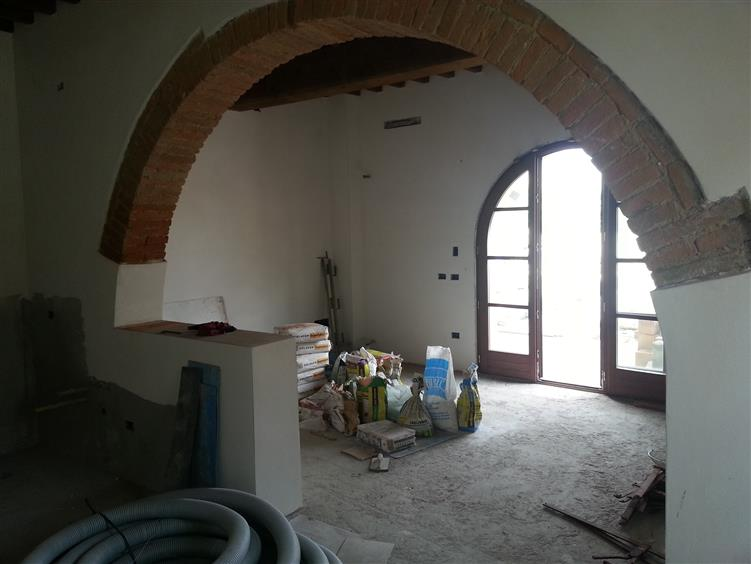 Terratetto, Ponsacco, ristrutturato