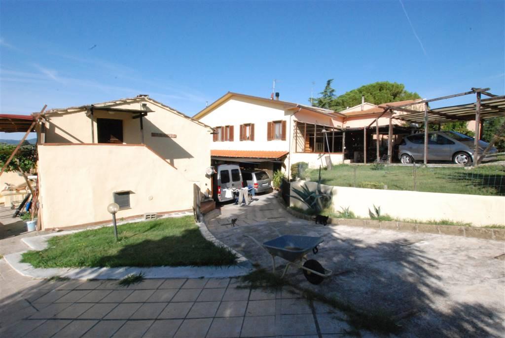Casa singola, La Casa, Crespina Lorenzana, ristrutturata