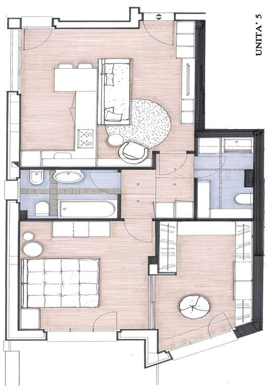 Appartamento, Dosso Del Corso, Mantova, in nuova costruzione