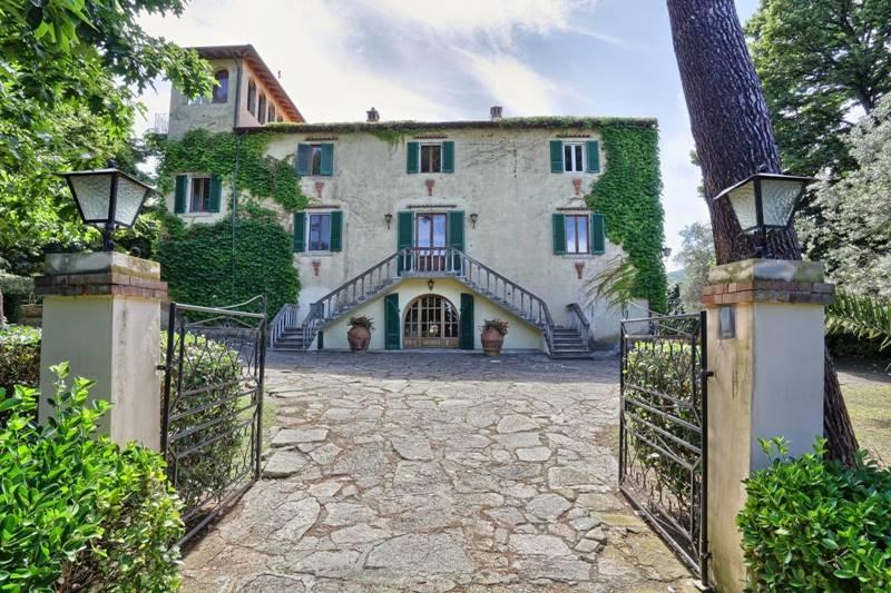 Villa, Castagneto Carducci