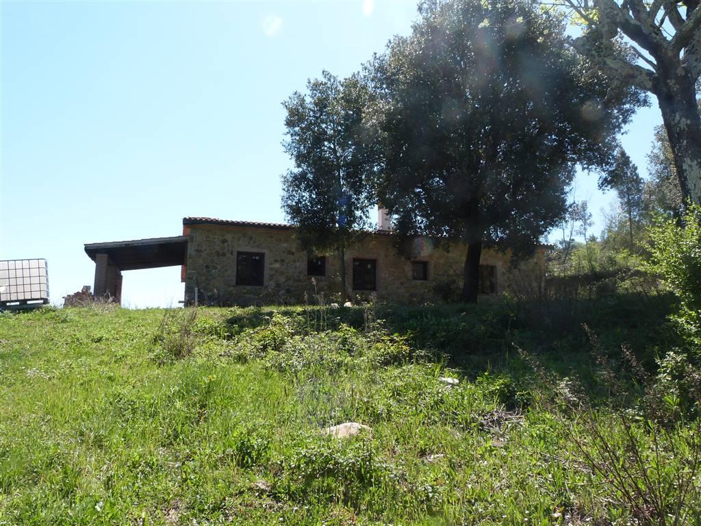Rustico casale, Bibbona, in nuova costruzione
