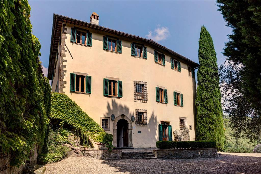 Villa in Via Citille, Greti, Greve In Chianti
