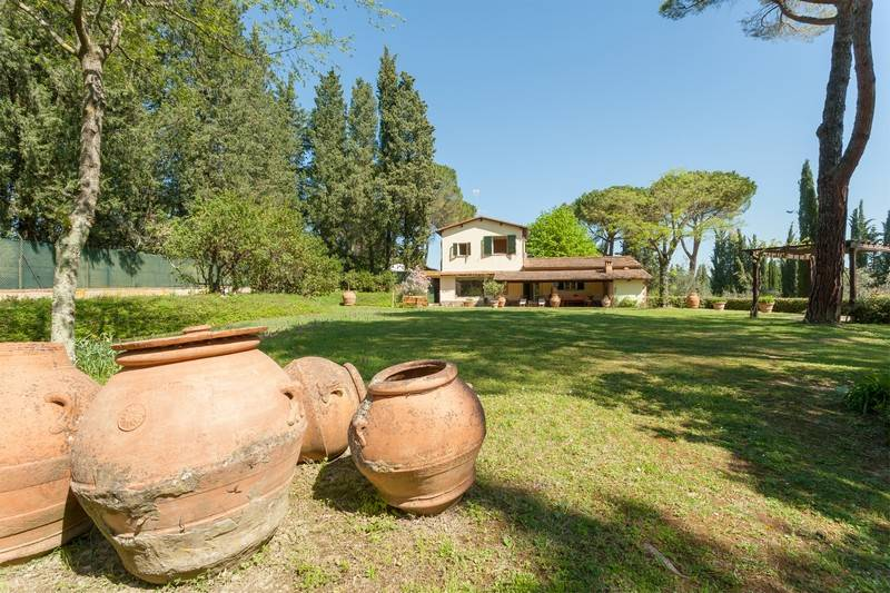 Villa, Strada In Chianti, Greve In Chianti, in ottime condizioni
