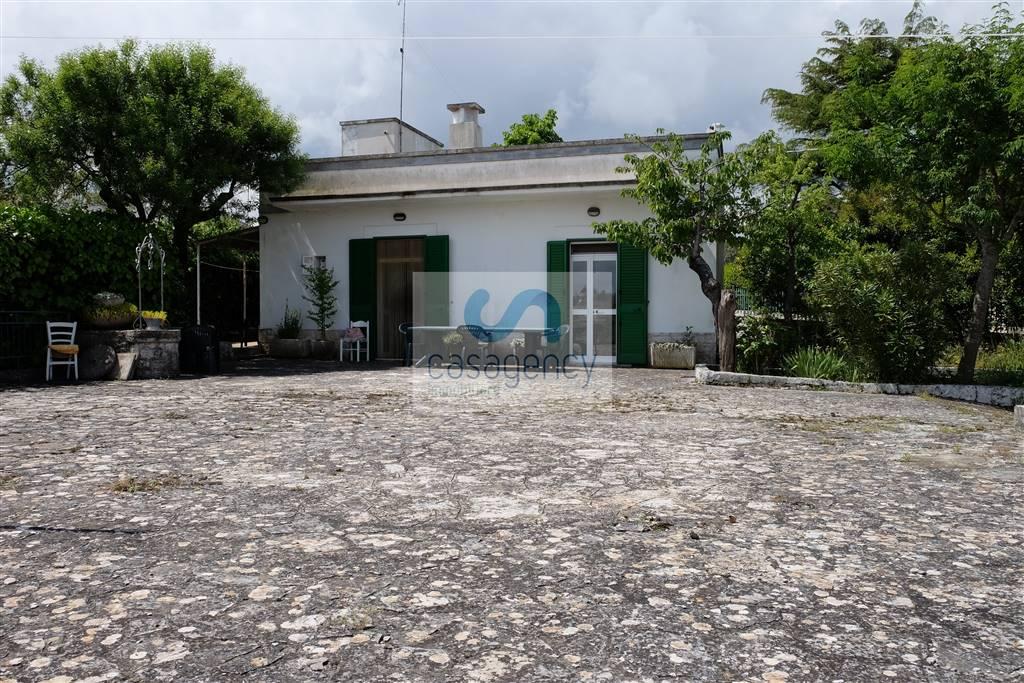 Casa singola in Contrada Pozzo Allegro, Locorotondo