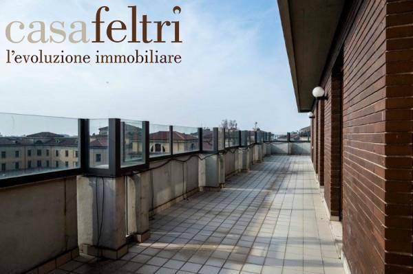 Attico in Via Angelo Maj  10, Centrale, Bergamo