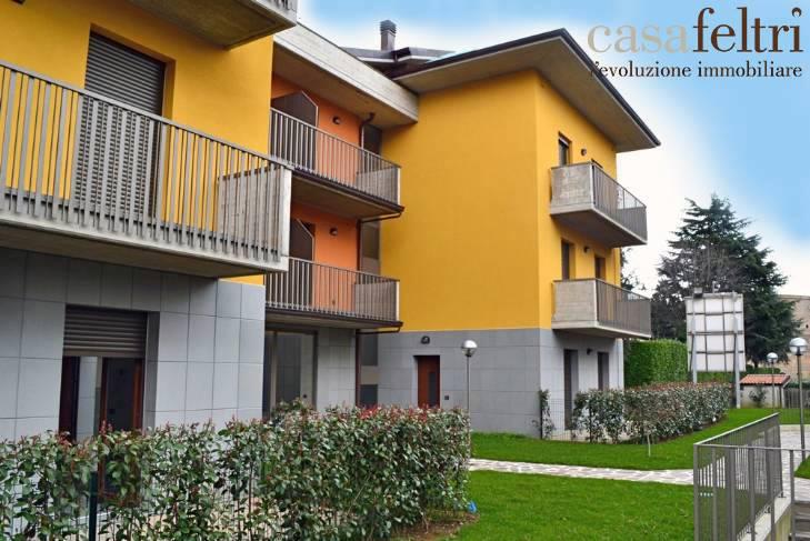 Bilocale in Via Loreto 14, Centrale, Bergamo