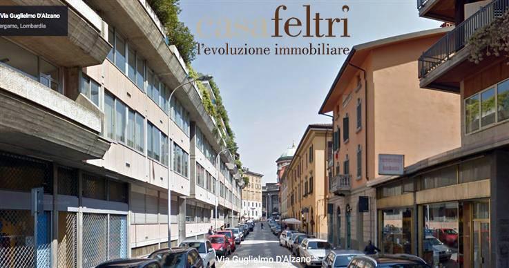 Bilocale in Via Guglielmo D'alzano  5, Centrale, Bergamo