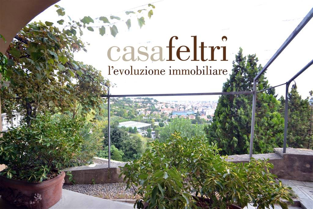 Appartamento indipendente in Via Borgo Canale 37, Città Alta, Bergamo
