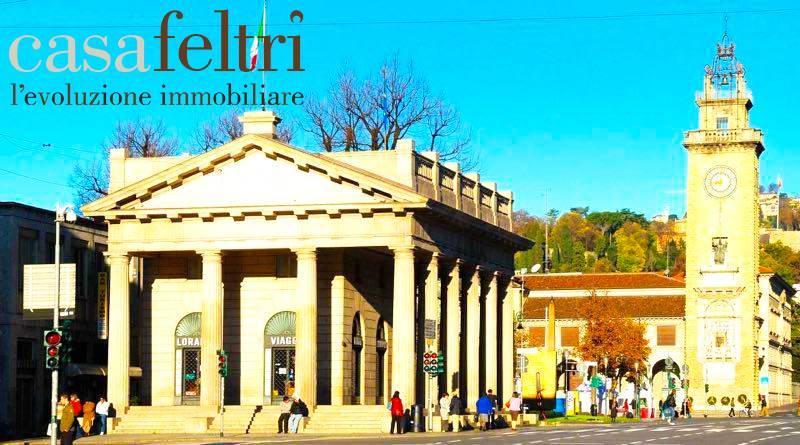 Bilocale in Viale Papa Giovanni Xxiii 38, Centrale, Bergamo