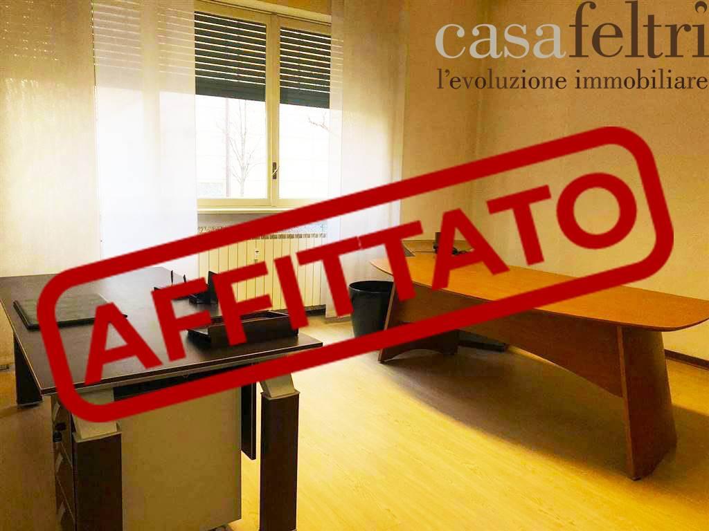Ufficio in Via Partigiani 8, Centrale, Bergamo