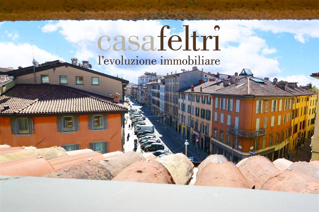Appartamento in Via Zambonate 34, Centrale, Bergamo
