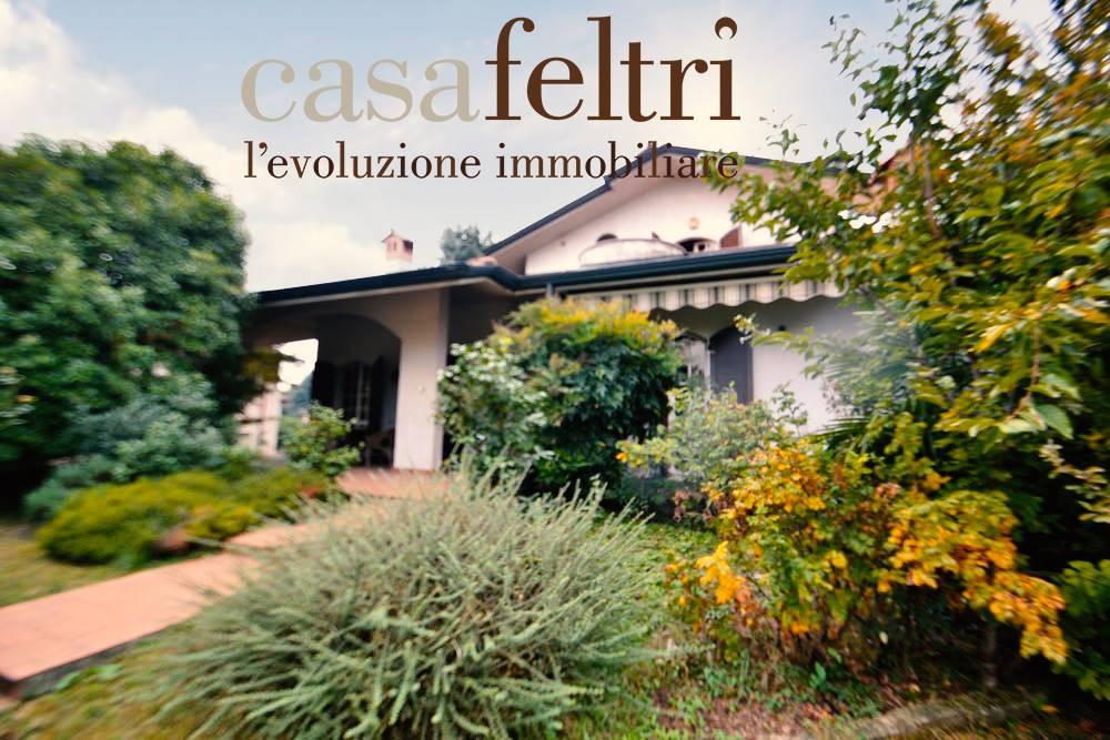 Villa in Via Don Minzoni 17, Arcene