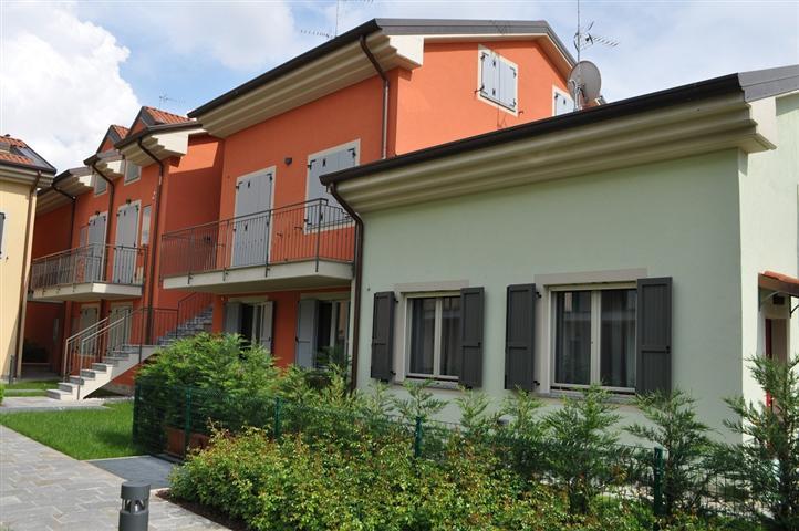 Appartamento indipendente, Solza, in nuova costruzione