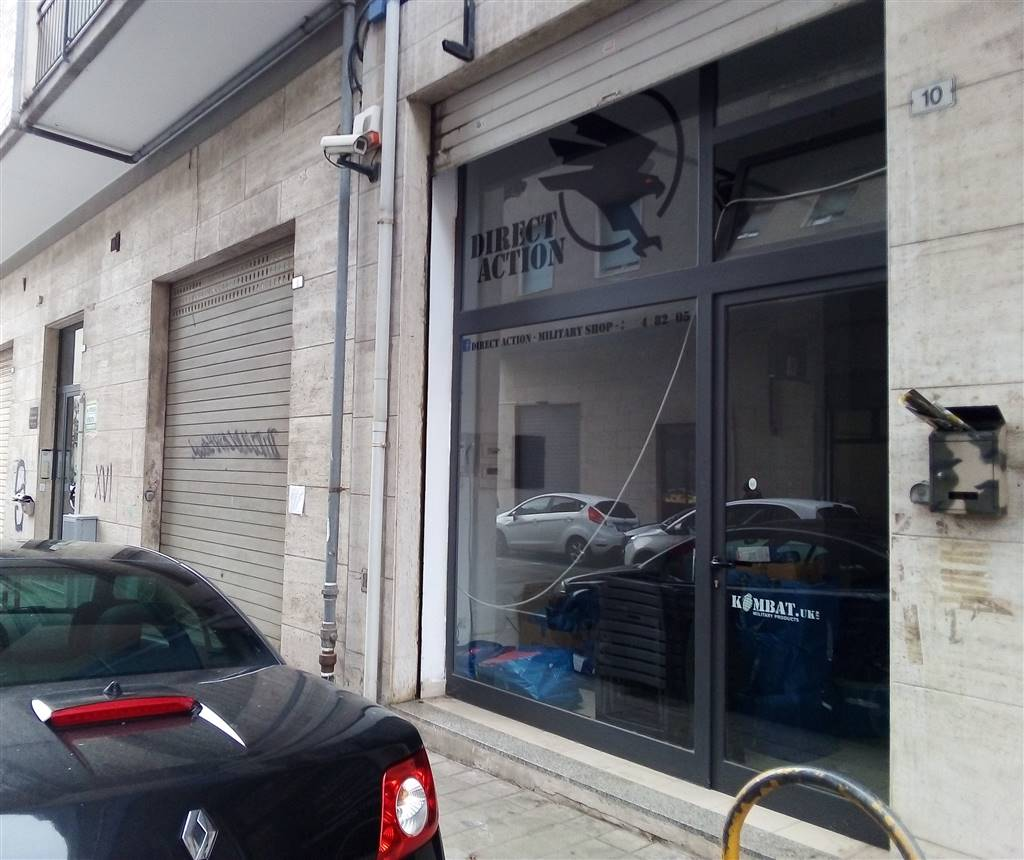 Negozio in Via Bruscu Onnis 10, Stampace, Cagliari