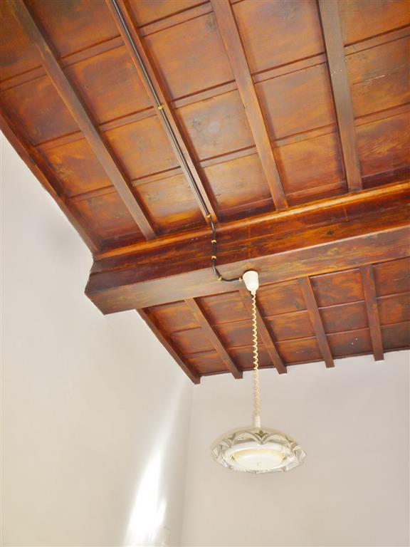 soffitto in legno - Rif. 1/1556