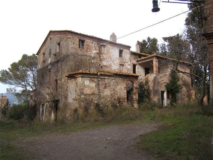 Rustico casale, Buriano, Montecatini Val Di Cecina