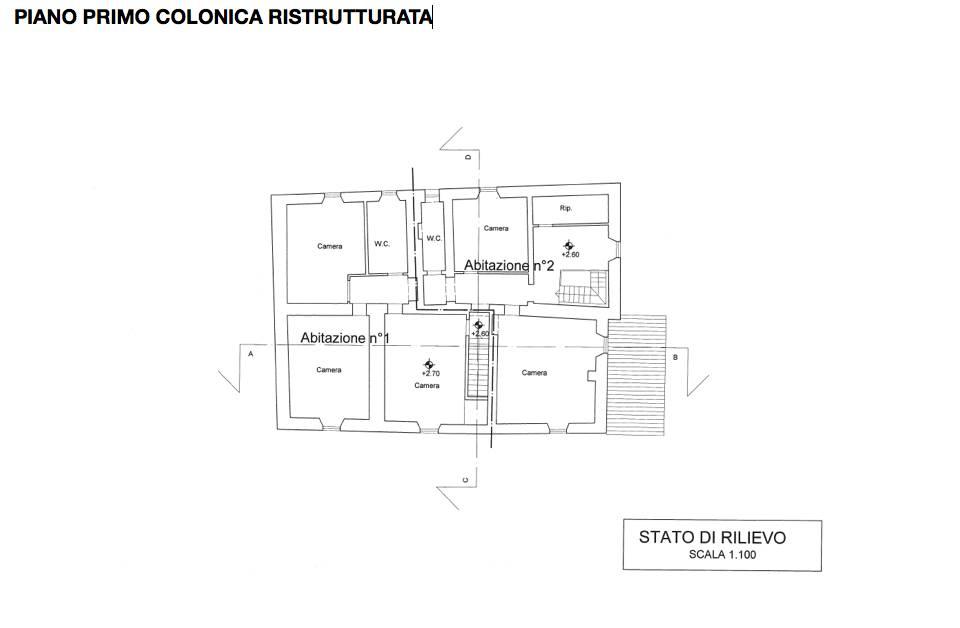 Planimetria - Rif. IS18