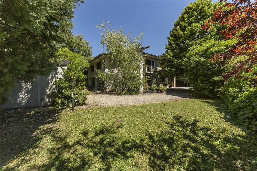 Villa in Via Risorgimento 37, Bernareggio