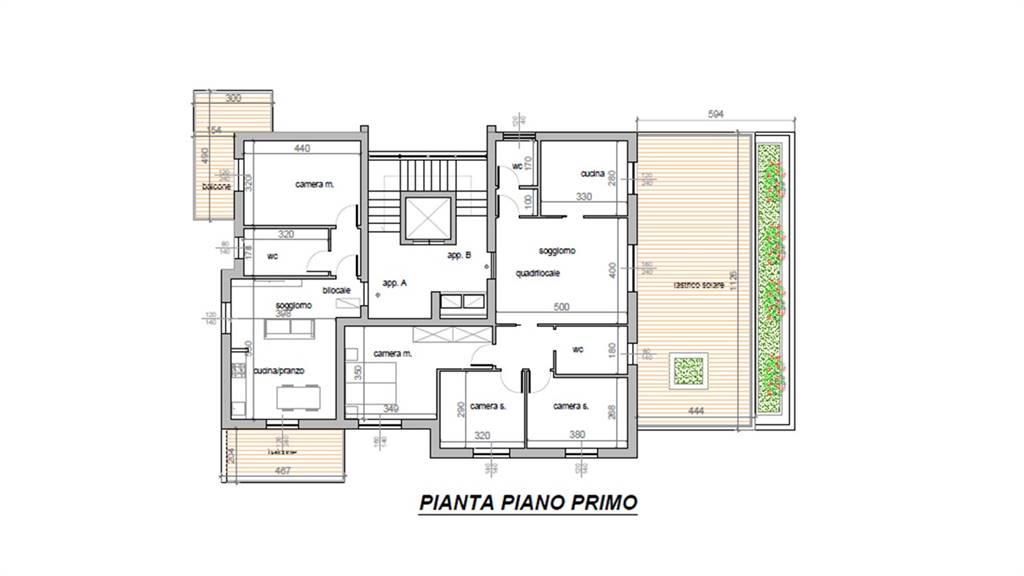 Nuova costruzione, Città Giardino, Pavia, in nuova costruzione