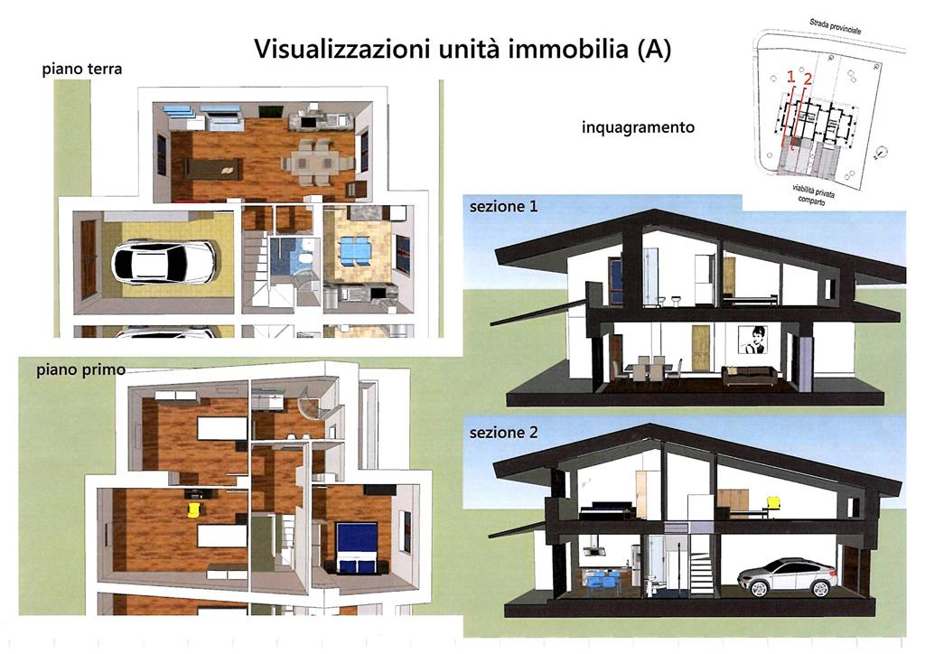 Vendita casa singola borgo san lorenzo Rif. ANC869 - Casa Mugello
